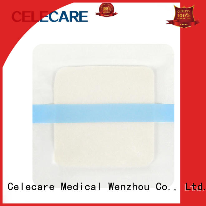Celecare wound dressing silver series for scar