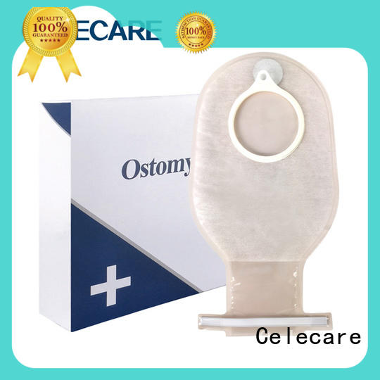 Celecare colposcopy bag factory price for people with colostomy