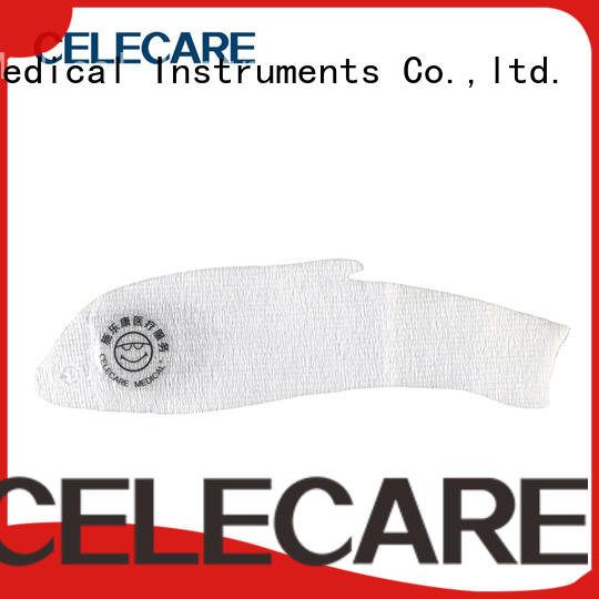 Celecare baby sleeping mask factory direct supply for young children