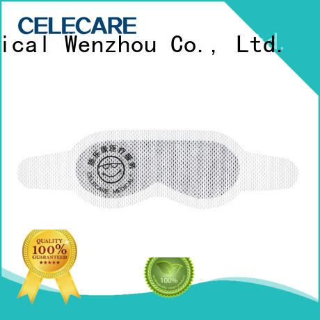 Neonatal phototherapy baby eye protector, infant eye mask series from Celecare - M002