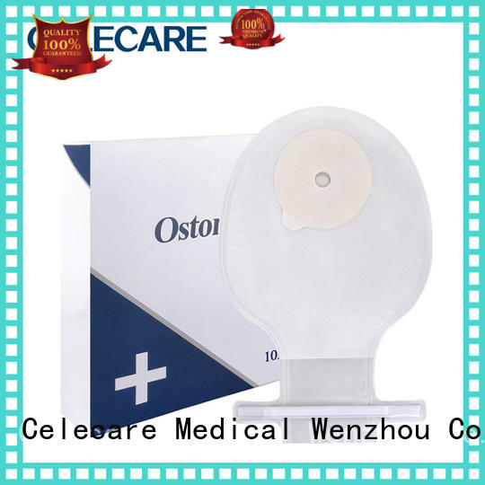 Celecare comfortable ostomy bag coloplast manufacturer for medical use