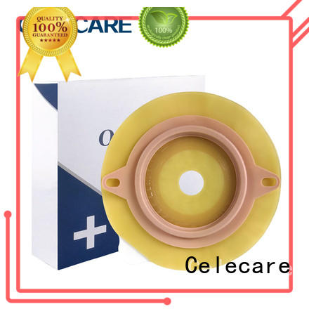 Celecare professional ileostomy pouch customized for people with colostomy