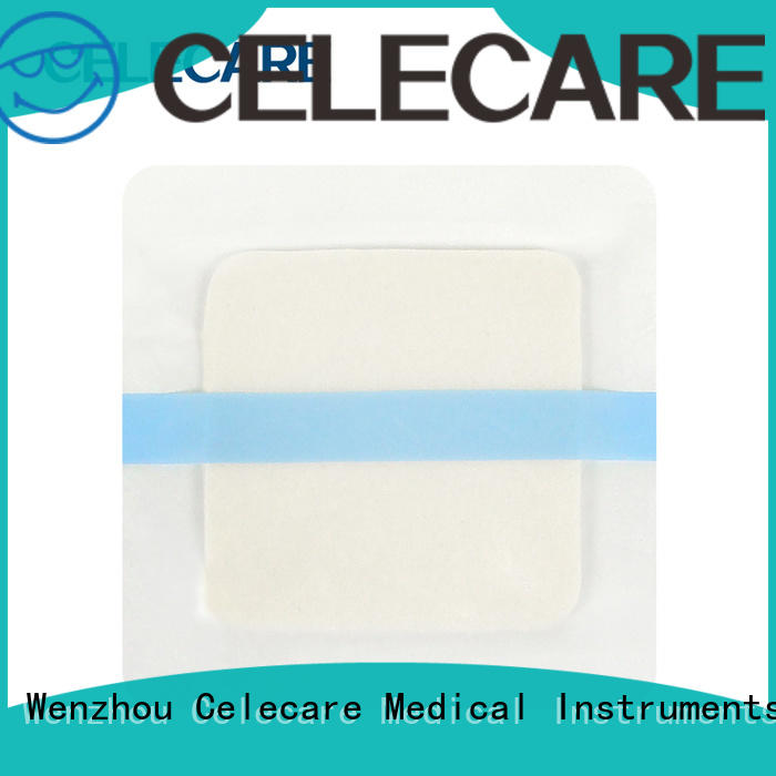 Celecare practical suture pad with wounds with good price for wound