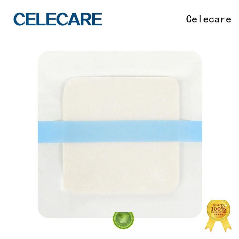 Celecare safety foam-dressing-wound-care series for wound