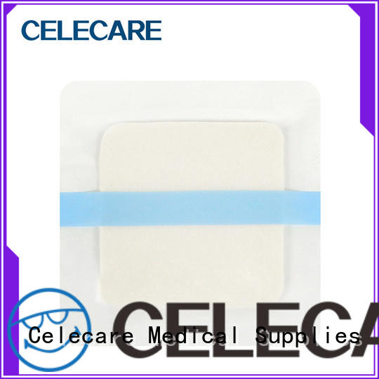 Celecare wound care dressings suppliers for wound