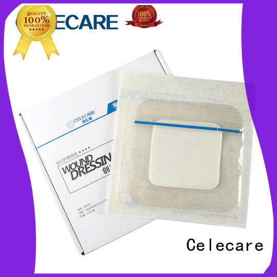 Celecare wound dressing pack series for scratch