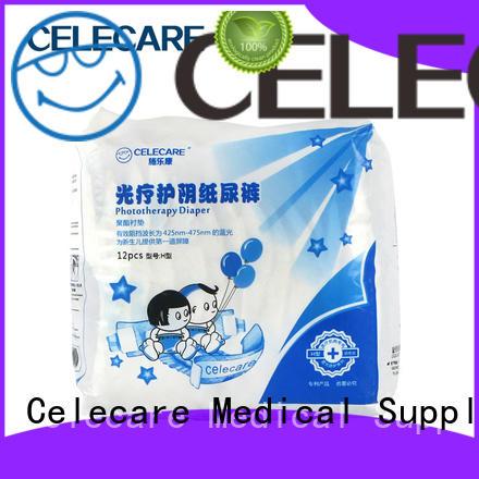Celecare medical grade diapers manufacturer for medical use