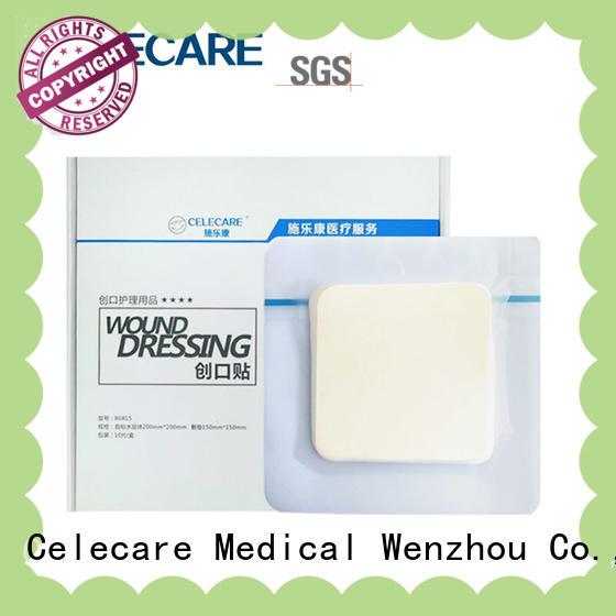 Celecare wound dressing set series for scar
