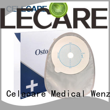 Celecare safety coloplast colostomy bag supplier for people with ileostomy
