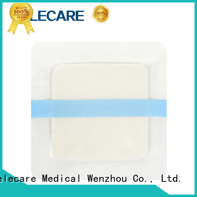 Celecare non woven adhesive wound dressing with good price for wound