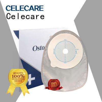 Celecare convatec ostomy bags factory price for people with ileostomy