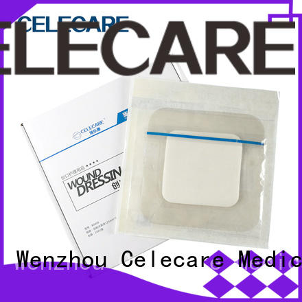 Celecare best value wound dressing supplies factory direct supply for wound