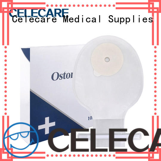 Celecare hot selling ostomy disposal bags directly sale for hospital