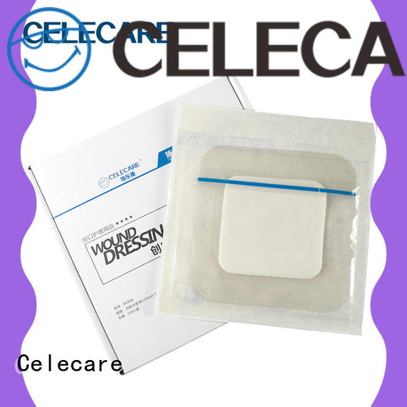 Celecare hot-sale waterproof surgical wound dressing manufacturer for scratch