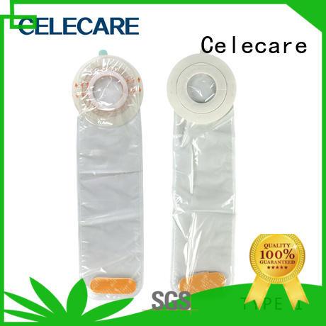 Celecare catheter cover supplier for excreta collection