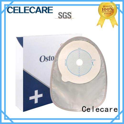 Celecare top selling best colostomy bag ever supplier for hospital