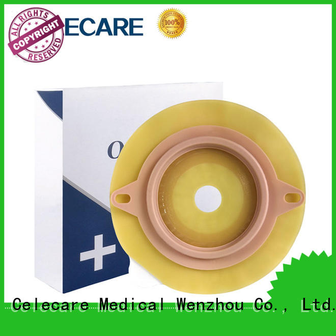 Celecare ostomy pouch wholesale for patients