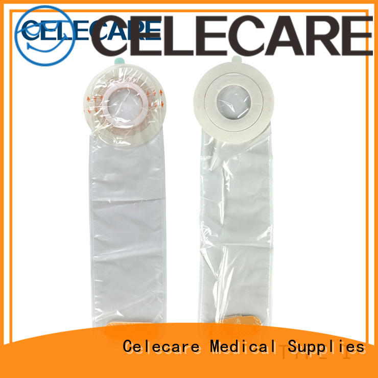 Celecare top quality waterproof bandages for dialysis catheter series for medical use