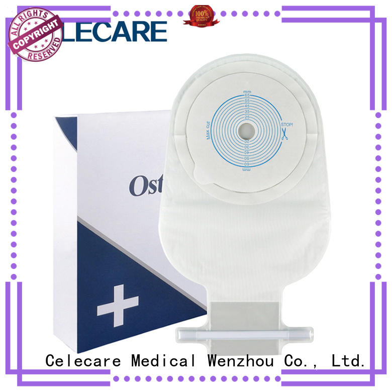 Celecare cheap ostomy pouching system company for hospital