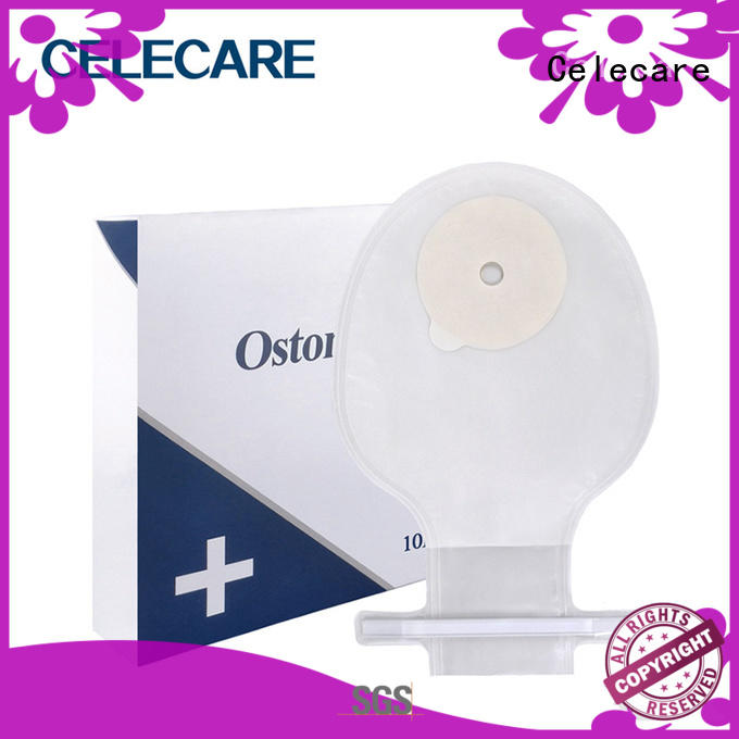 Celecare online ostomy bag coloplast wholesale for people with colostomy