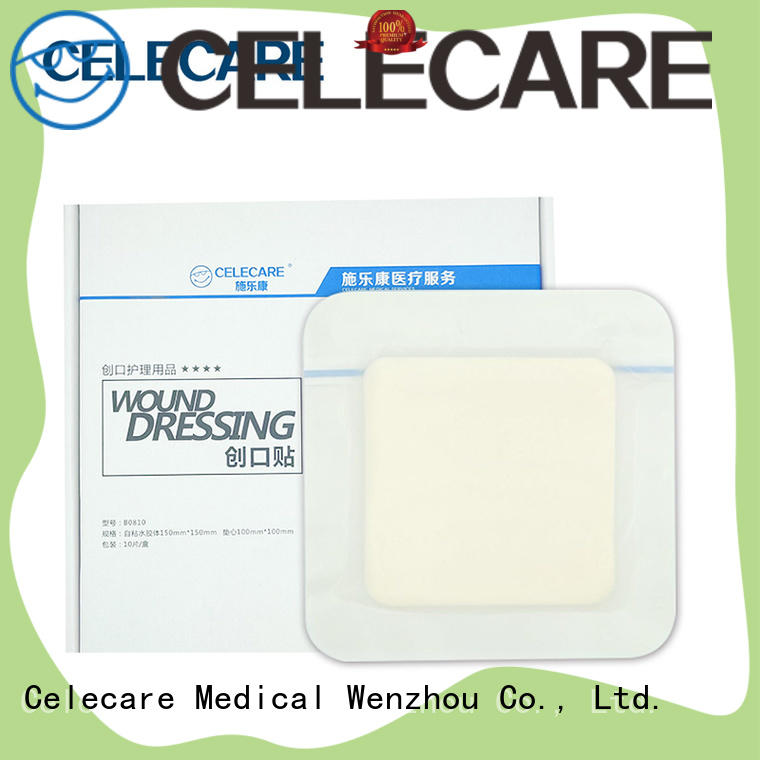 Celecare online wound-care-dressing wholesale for injuried skin