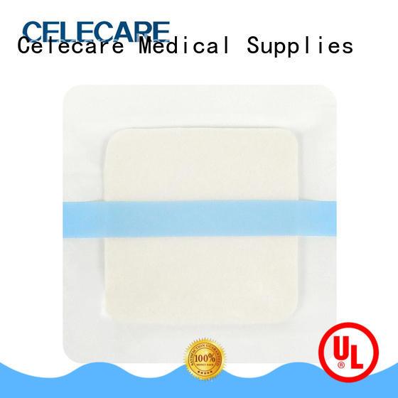 Foam dressing, pressure ulcer wound dressing from Celecare - B0808PU