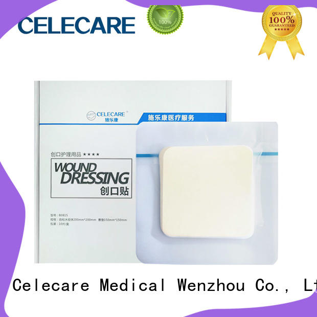 best sponge wound dressing supplier for injuried skin