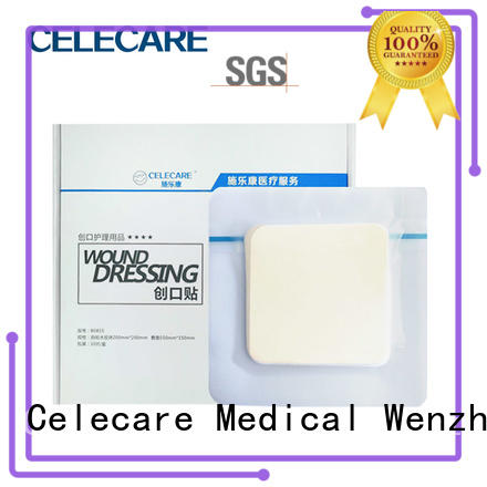 Celecare wound pads series for injuried skin