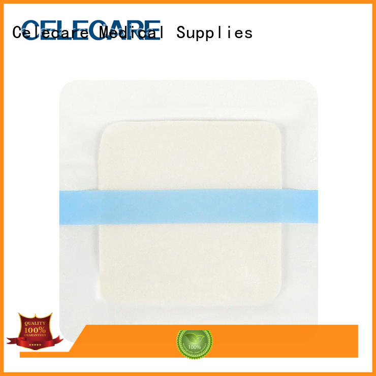 Celecare tree wound dressing manufacturer for scar