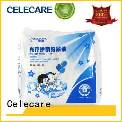 Celecare hot selling baby diapers newborn factory price for hemolytic disorder