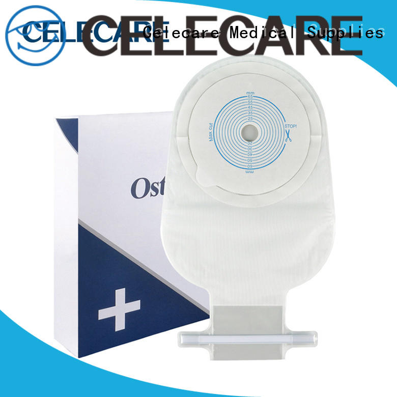 Celecare reliable new ostomy bags directly sale for medical use