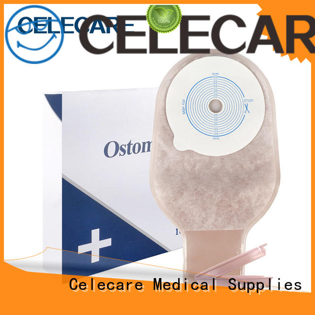 online colostomy bag supplies factory price for people with ileostomy