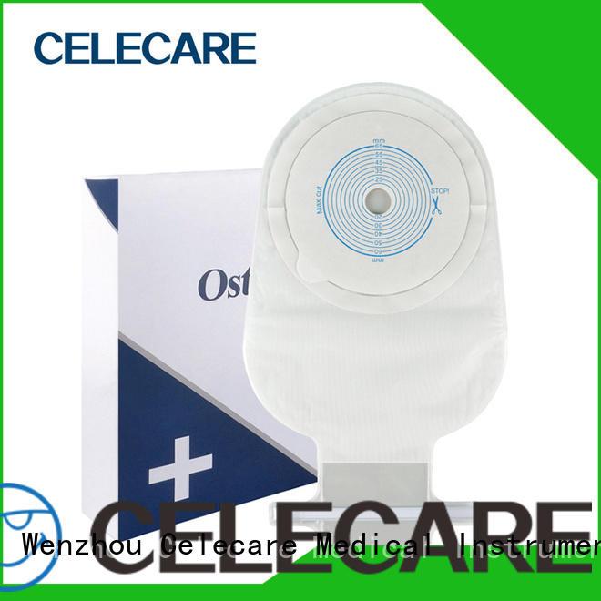 Celecare best value ostomy bag parts directly sale for medical use