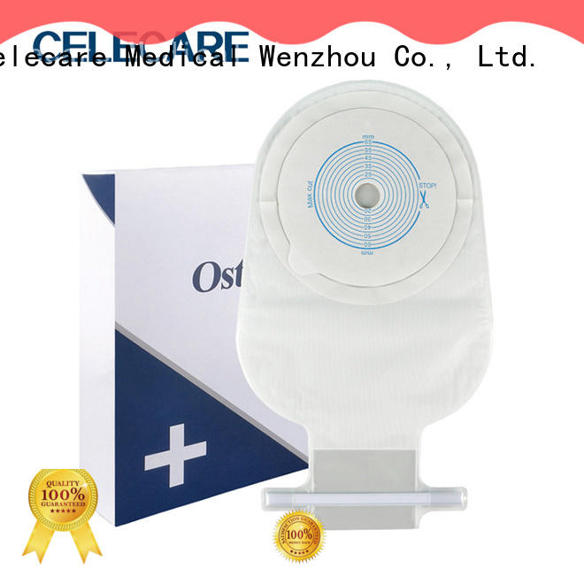 Celecare celecare ostomy bag wholesale for people with ileostomy