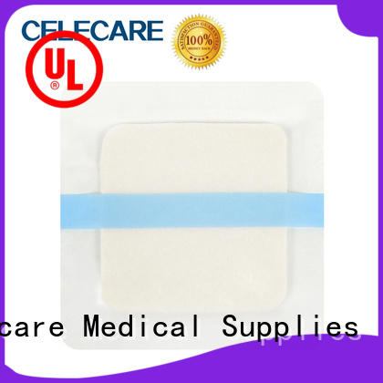 Celecare sterile wound dressing manufacturer for recovery