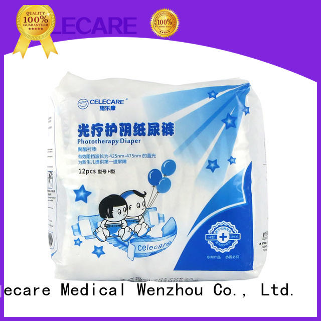 Celecare medical grade diapers supplier for medical use
