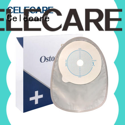 Celecare oem 2 colostomy bags supply for medical use