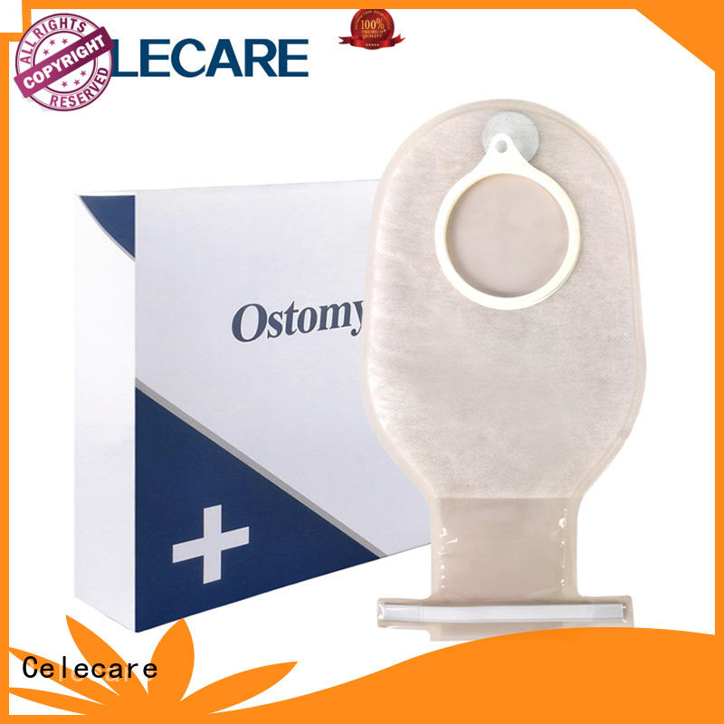 professional colon poop bag with good price for people with colostomy