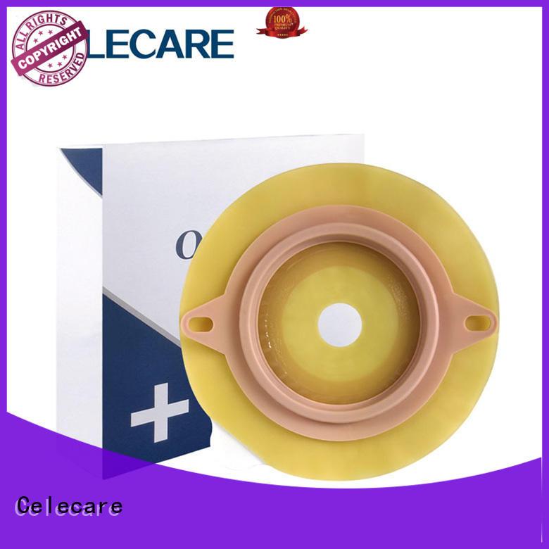 Celecare bowel bag supplier for patients