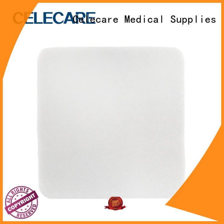 Celecare high-quality non-woven adhesive wound dressing with good price for scratch