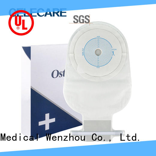 Celecare colostomy bag stoma factory price for people with ileostomy