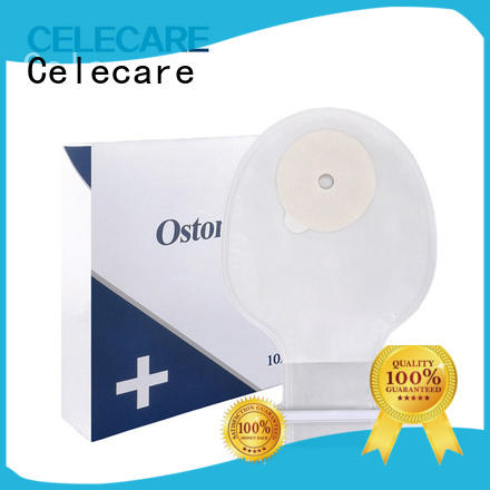 Celecare professional colostomy bag price supplier for people with colostomy