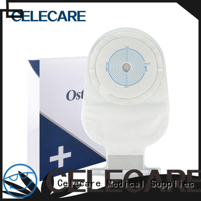 Celecare reliable cheapest colostomy bag series for people with ileostomy