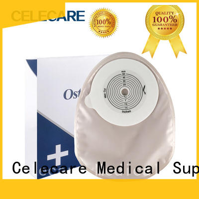 Celecare high-quality colo bag directly sale for people with colostomy