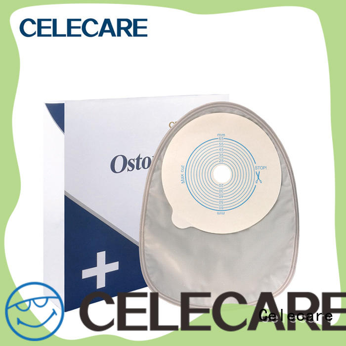 Celecare colostomy bag price manufacturer for medical use
