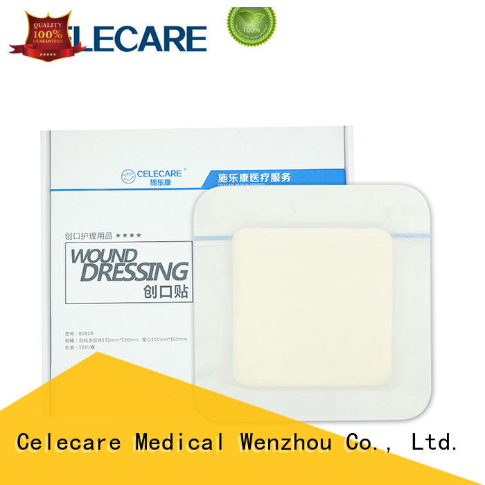 Celecare online simple wound dressing bulk buy for scratch