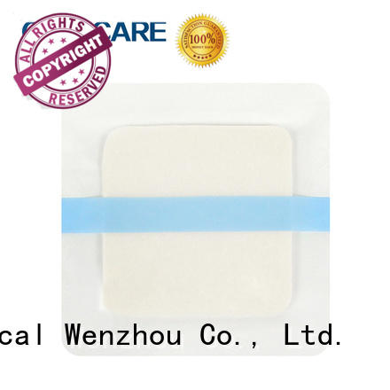 Celecare professional wound dressing supplies wholesale for injuried skin