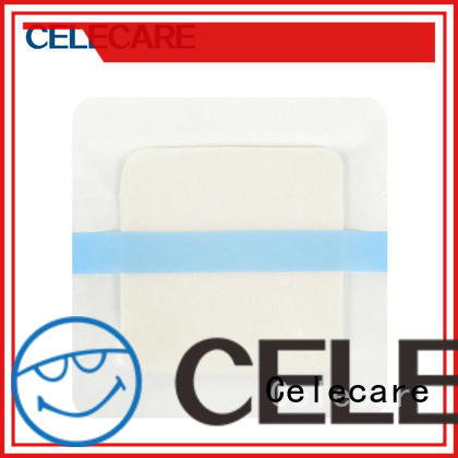 Celecare standard wound dressing best supplier for injuried skin