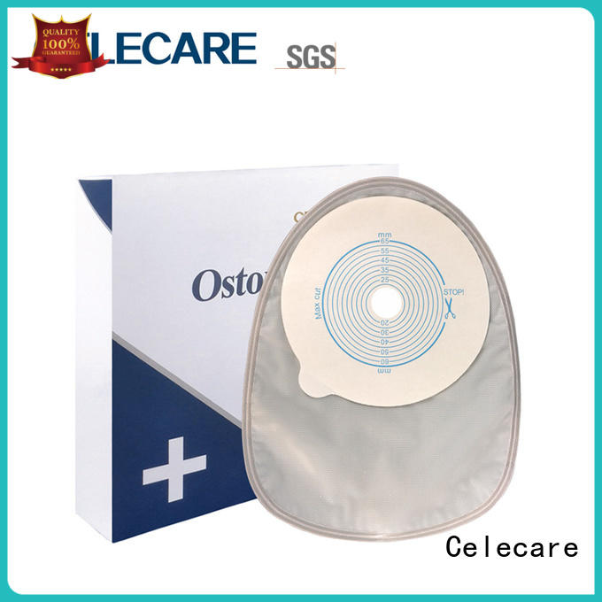 Celecare types of convatec ostomy bags customized for people with ileostomy