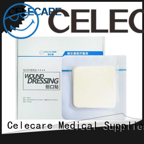Celecare best price wound dressing price with good price for recovery